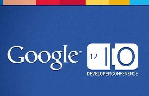 Logo Google IO