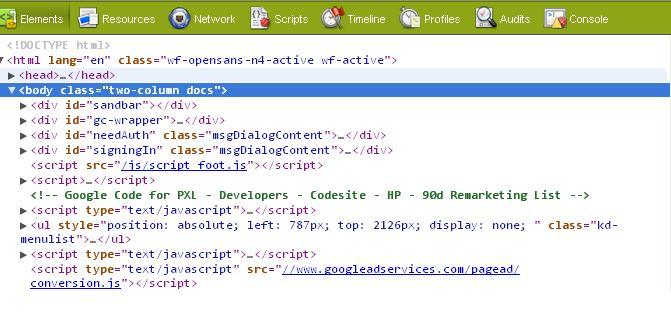 Teknologi Google Chrome Untuk Web Developer