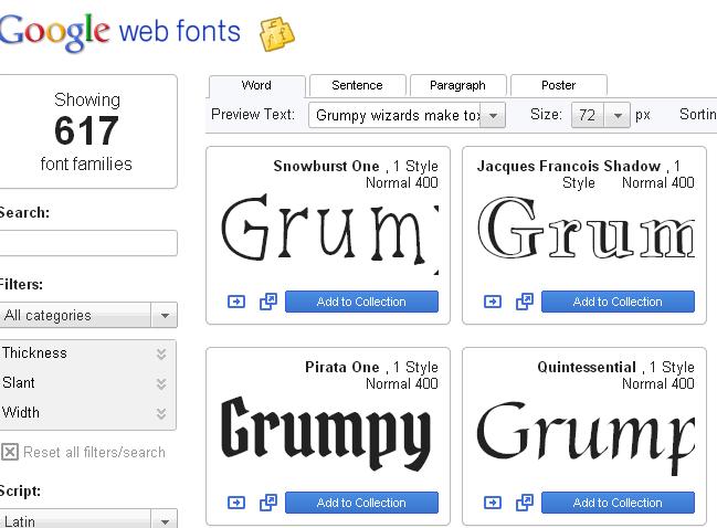 ada 600-an font yang bisa anda pakai untuk web dengan mamanfaakan webfont