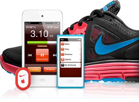 Nike +iPod
