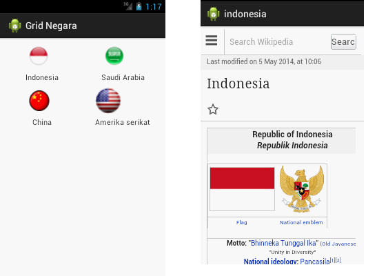 Tutorial GridView Android