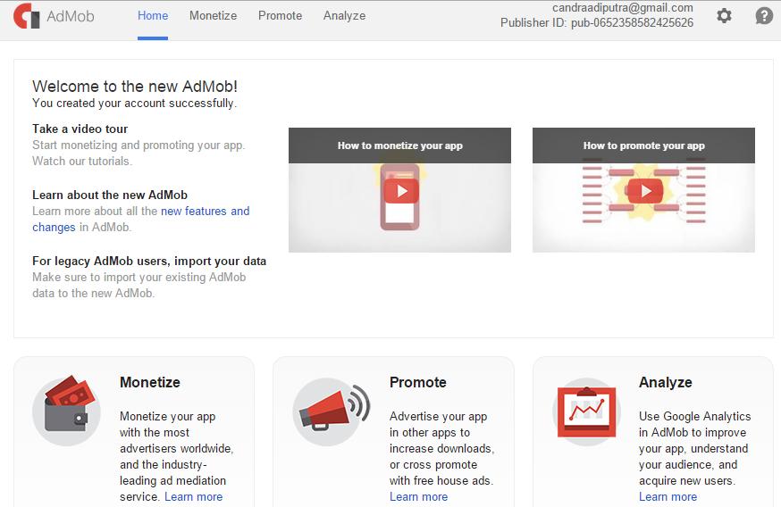 Produk dan Layanan Iklan Google