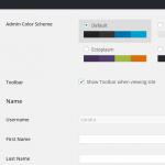 Subriber hanya bisa membaca, mengomentari post atau mengupdate profil dirinya sendiri