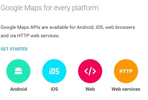 Mengenal Seluruh Fitur Google Map API